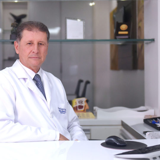 Foto Dr Washington Almeida